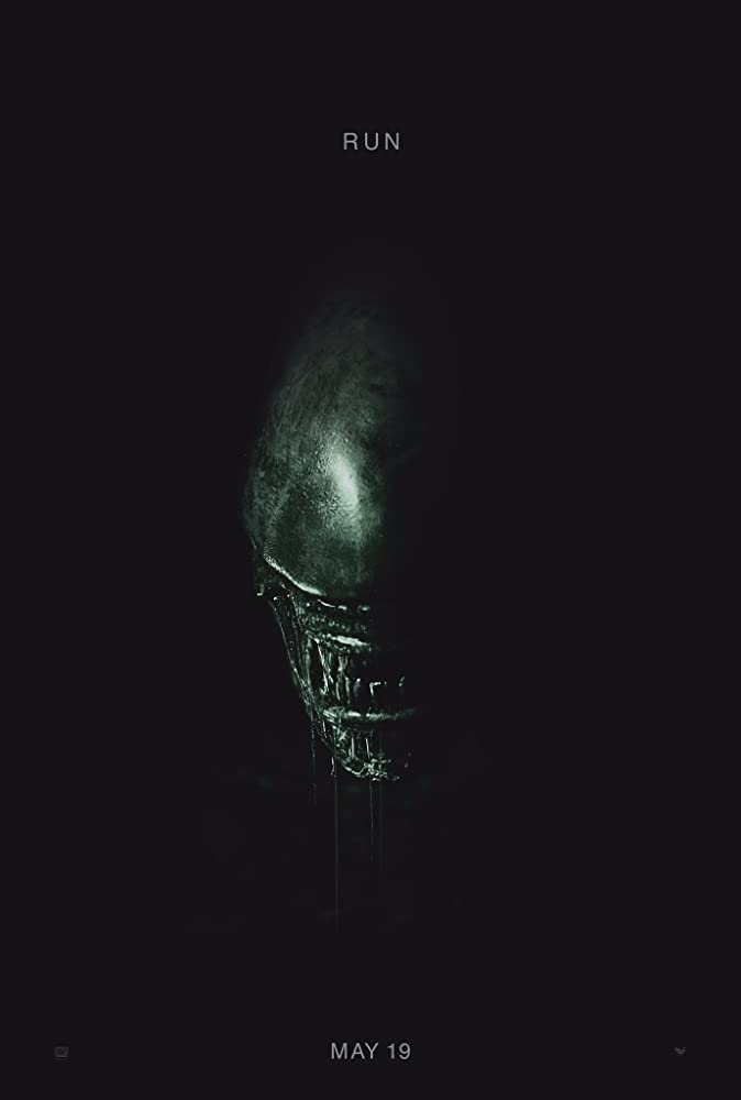 Alien: Covenant cartel de la película