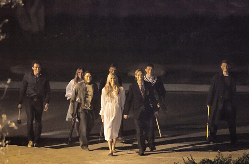 Watch The Purge the full movie online for free