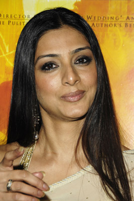 Tabu at an event for The Namesake (2006)
