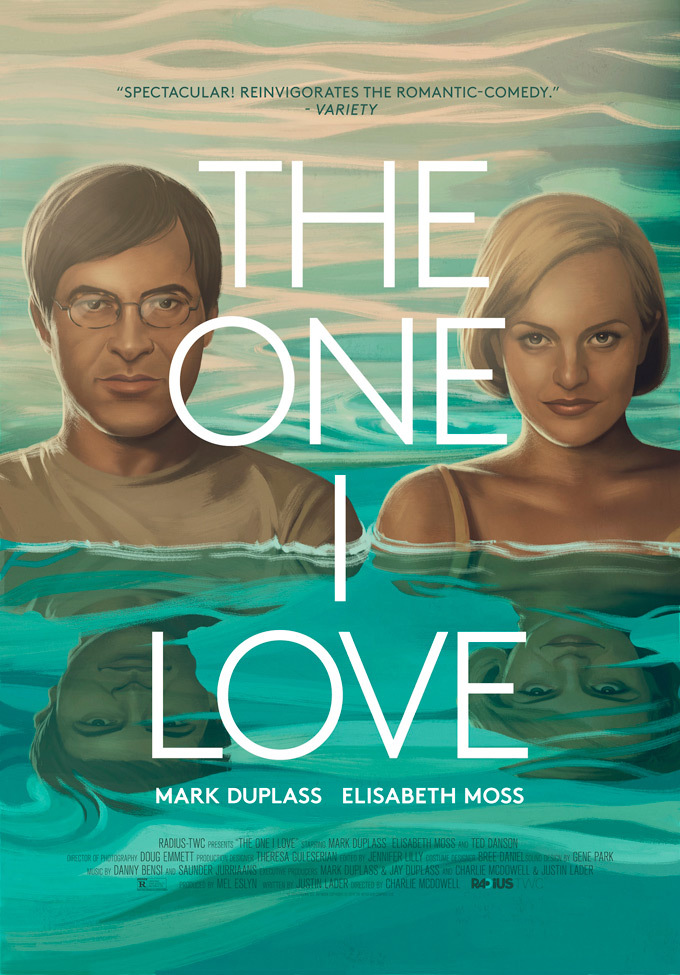 The One I Love cartel de la película