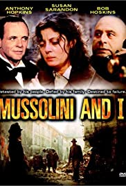 Mussolini and I Poster