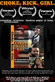 Choke.Kick.Girl. Poster