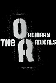The Ordinary Radicals Poster