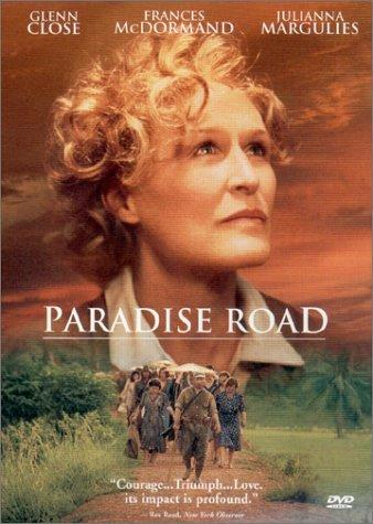 Glenn Close in Paradise Road (1997)