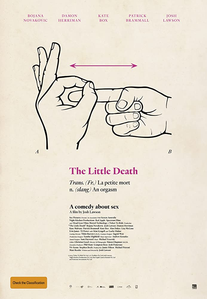 The Little Death film poster