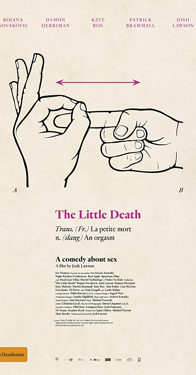 Mažoji mirtis / The Little Death (2014) Online