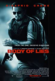 Body of Lies (2008) Poster - Movie Forum, Cast, Reviews