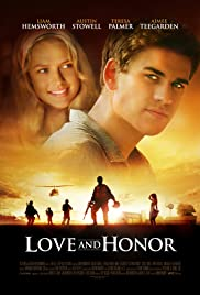 Love and Honor (2013) Poster - Movie Forum, Cast, Reviews