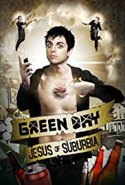 Green Day: Jesus of Suburbia Poster