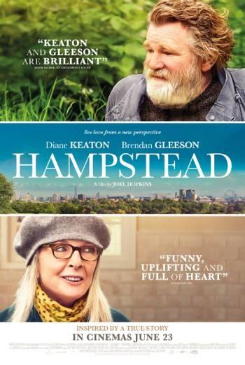 Oglądaj Zawsze jest czas na miłość / Hampstead (2017) Online za darmo