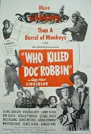 Who Killed Doc Robbin? Poster