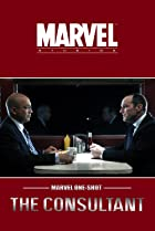 Image of Marvel One-Shot: The Consultant