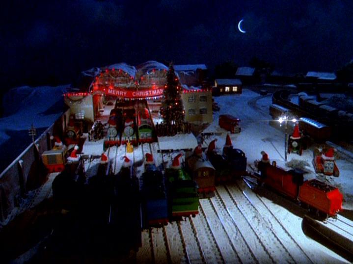 Thomas Christmas Tree