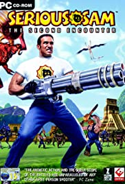 Serious Sam: The Second Encounter Poster