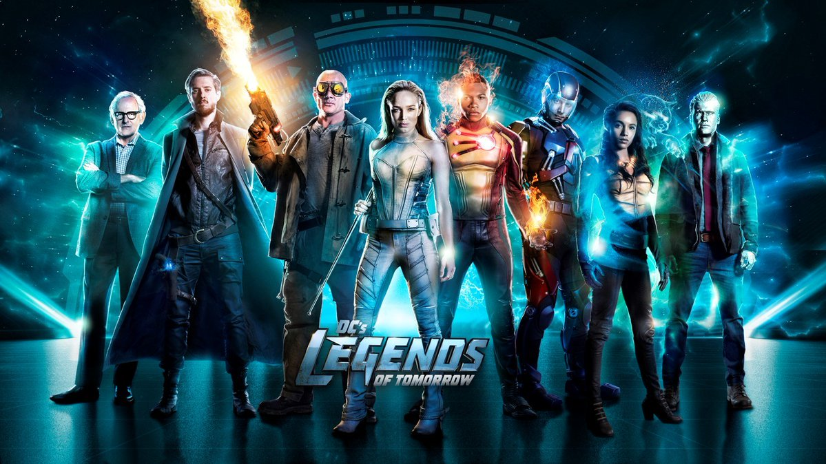 Legends of Tomorrow S02E05 – Compromised