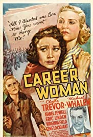 Career Woman Poster