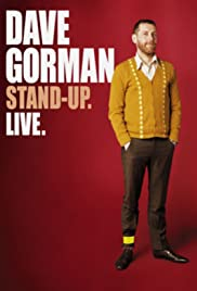 Dave Gorman: Stand Up Live Poster