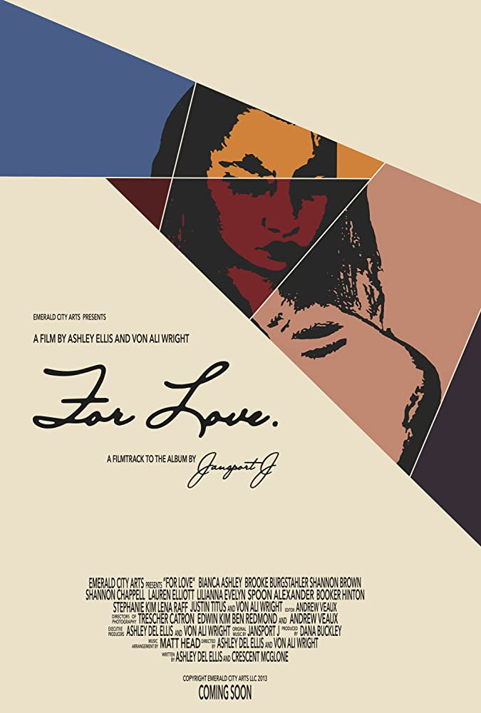 For Love: A Filmtrack to the Album by Jansport J