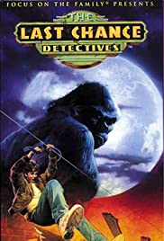 The Last Chance Detectives: Legend of the Desert Bigfoot Poster