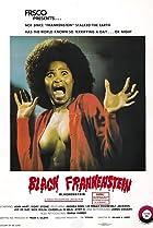 Blackenstein (1973) Poster