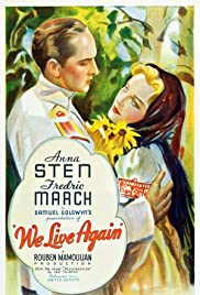 We Live Again (1934) Poster - Movie Forum, Cast, Reviews