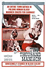 Two Thousand Maniacs(1964)