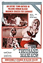Primary image for Two Thousand Maniacs!