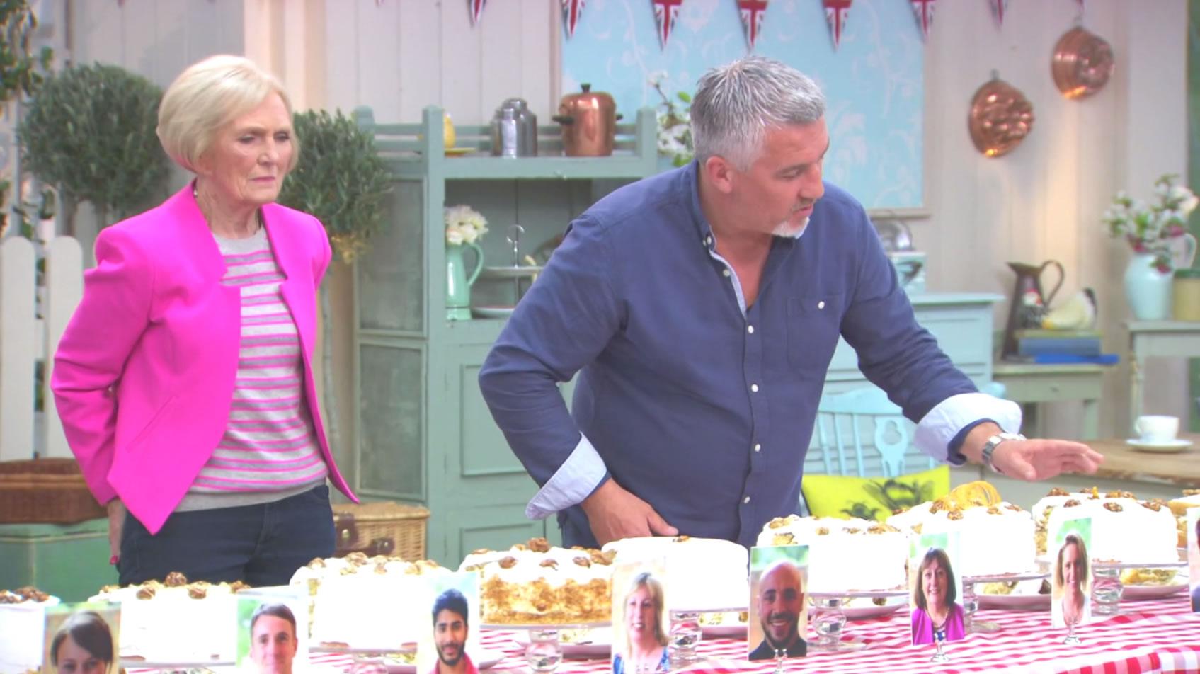 The Great British Bake Off: Cakes | Season 6 | Episode 1