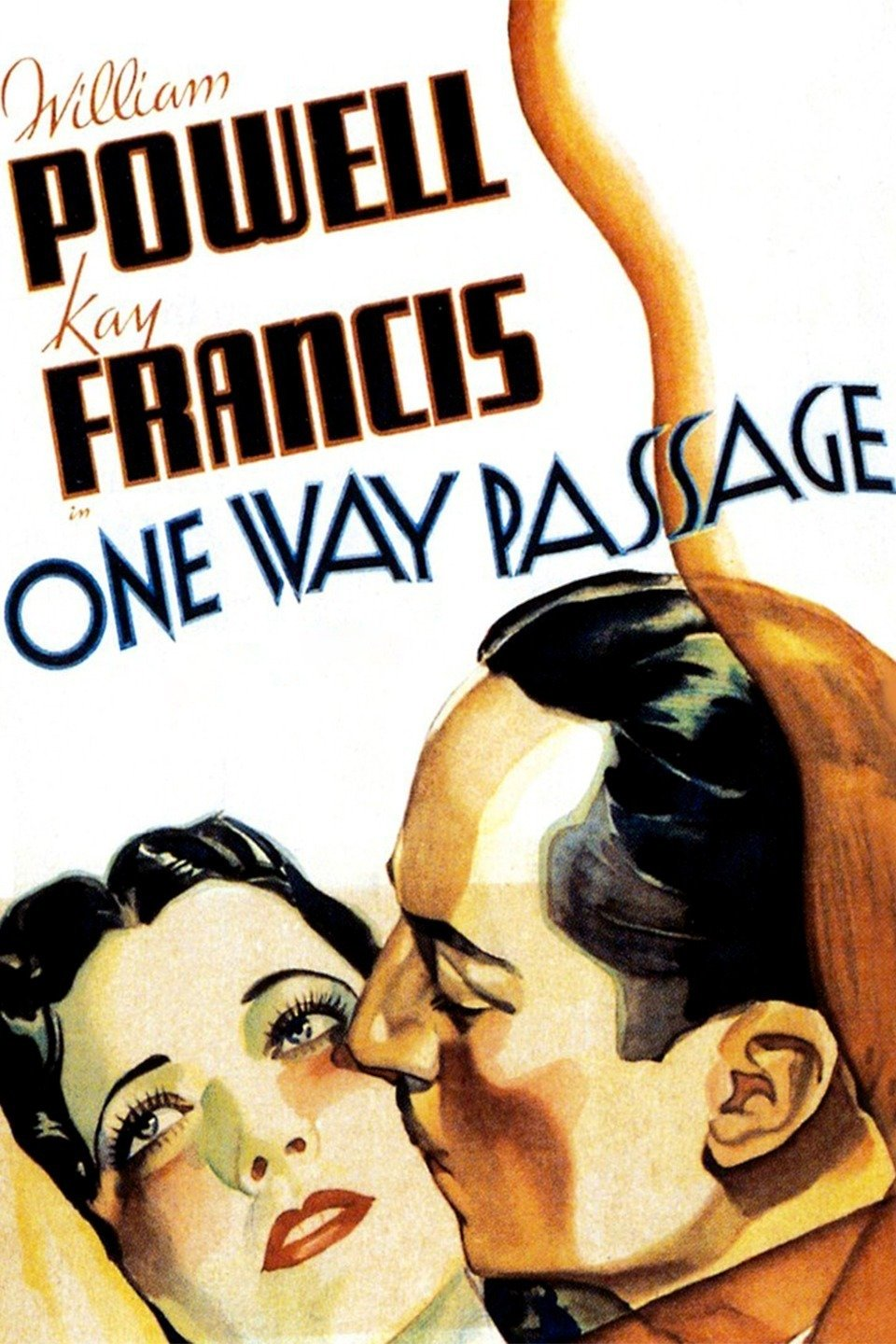 image One Way Passage Watch Full Movie Free Online