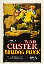 Bulldog Pluck Poster