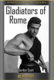 Gladiator of Rome Poster