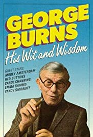 George Burns - His Wit and Wisdom Poster