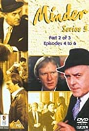 Minder Poster - TV Show Forum, Cast, Reviews