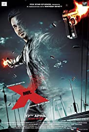 Mr. X (2015) Poster - Movie Forum, Cast, Reviews
