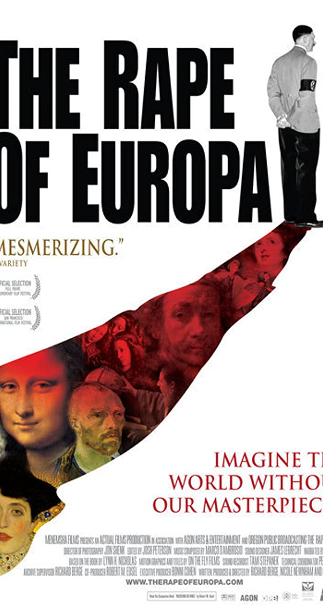 the rape of europa 2006 imdb