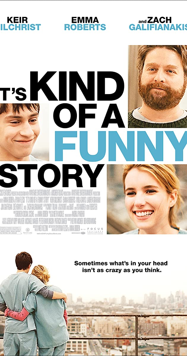 Its Kind of a Funny Story 2010