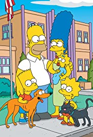 Homer's Paternity Coot Poster