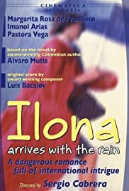 Ilona llega con la lluvia (1996) Poster - Movie Forum, Cast, Reviews