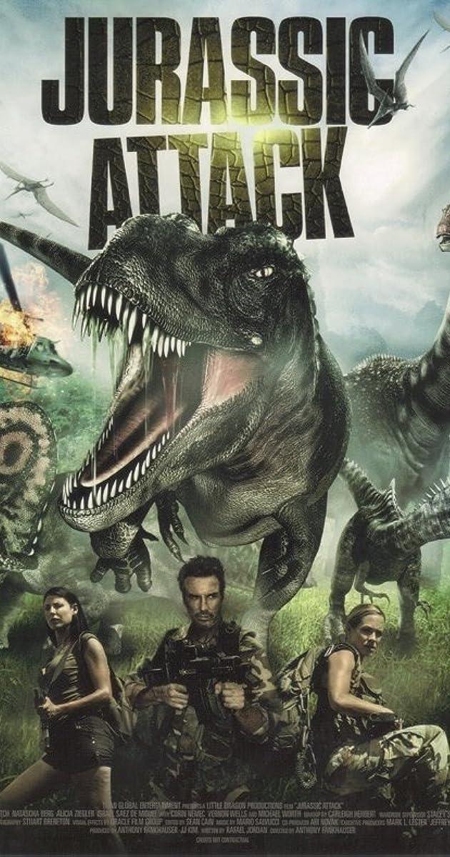 Jūros periodas: pavojingasis slėnis / Jurassic Attack (2013) Online