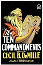 Image of The Ten Commandments