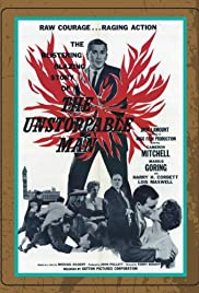 The Unstoppable Man Poster
