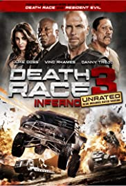 Death Race: Inferno (2013) Poster - Movie Forum, Cast, Reviews