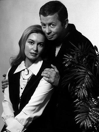 Mel Torme and wife Janet Scott Dec. 12, 1968