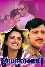 Khubsoorat(1980) Poster - Movie Forum, Cast, Reviews