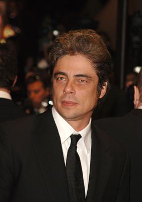 Benicio Del Toro at Sin City (2005)
