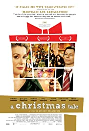 A Christmas Tale Poster