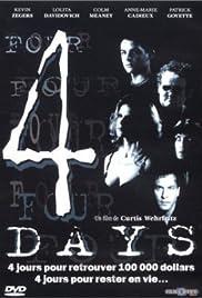 Four Days(1999) Poster - Movie Forum, Cast, Reviews