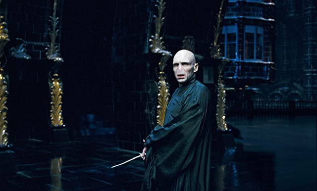 Ralph Fiennes in Harry Potter and the Order of the Phoenix (2007)