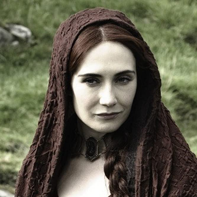 Carice van Houten in Game of Thrones (2011)