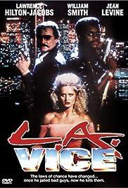 L.A. Vice Poster